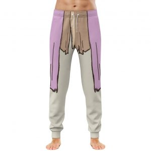 Anime Dr.Stone Asagiri Gen Custom Sweatpants Sweatpants / S Official Dr. Stone Merch