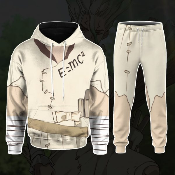 Hoodie / L Official Dr. Stone Merch