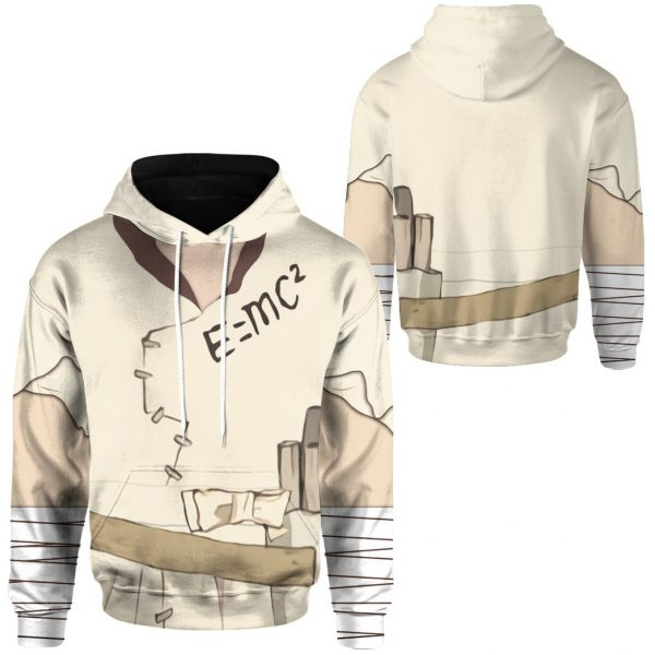 Hoodie / XL Official Dr. Stone Merch