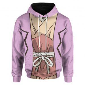 Anime Dr.Stone Asagiri Gen Custom Hoodie Hoodie / S Official Dr. Stone Merch