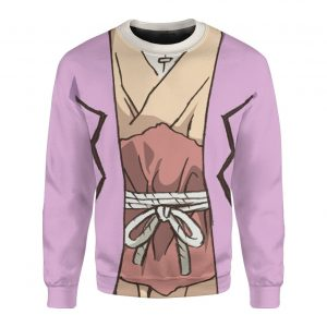 Anime Dr.Stone Asagiri Gen Custom Sweatshirt Sweatshirt / S Official Dr. Stone Merch