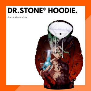 Dr. Stone Hoodies