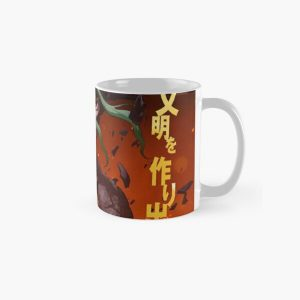 Dr. Stone poster Classic Mug RB2805 product Offical Doctor Stone Merch