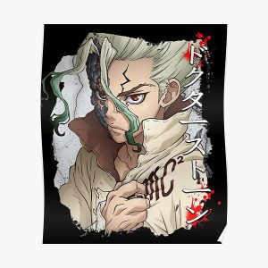 Senku - Stone Poster RB2805 product Offical Doctor Stone Merch