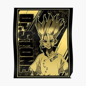 Ishigami Senku Dr. Stone Poster RB2805 product Offical Doctor Stone Merch