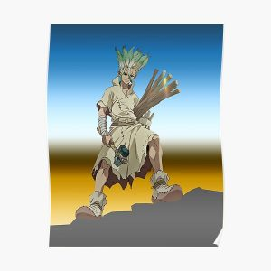 Dr stone Poster RB2805 product Offical Doctor Stone Merch
