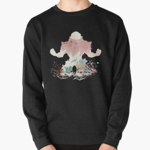 Kaseki Stone Wars Pullover Sweatshirt RB2805 product Offical Doctor Stone Merch