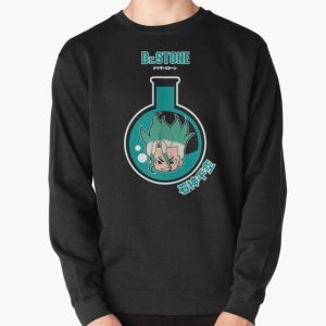 DR. STONE: SENKU CHIBI  Pullover Sweatshirt RB2805 product Offical Doctor Stone Merch