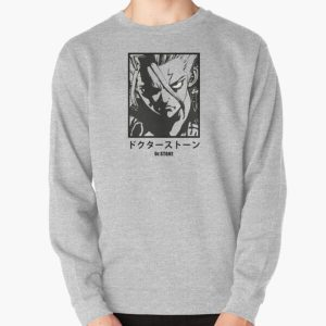 Dr Stone - Anime Pullover Sweatshirt RB2805 product Offical Doctor Stone Merch