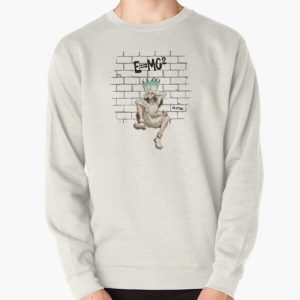 Dr Stone - Senku graffiti Pullover Sweatshirt RB2805 product Offical Doctor Stone Merch