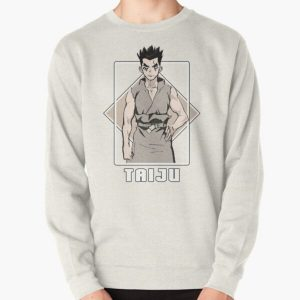 Dr Stone - Taiju Oki Pullover Sweatshirt RB2805 product Offical Doctor Stone Merch