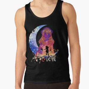 Yuzuriha Stone Wars Tank Top RB2805 product Offical Doctor Stone Merch