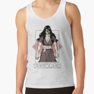 Dr Stone - Tsukasa Shishio Tank Top RB2805 product Offical Doctor Stone Merch