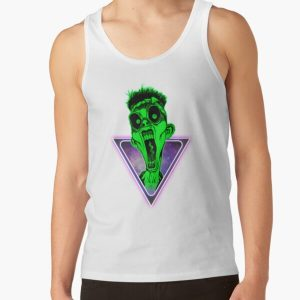 Dr Stone - Chrome Tank Top RB2805 product Offical Doctor Stone Merch