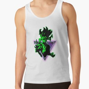 Dr Stone - Senku Ishigami Tank Top RB2805 product Offical Doctor Stone Merch