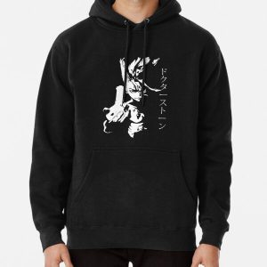 Dr Stone Anime Fan art Pullover Hoodie RB2805 product Offical Doctor Stone Merch