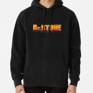 Dr. Stone logo  Pullover Hoodie RB2805 product Offical Doctor Stone Merch
