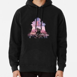 Hyoga Stone Pullover Hoodie RB2805 product Offical Doctor Stone Merch