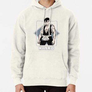 Dr Stone - Kinro Pullover Hoodie RB2805 product Offical Doctor Stone Merch