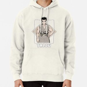 Dr Stone - Taiju Oki Pullover Hoodie RB2805 product Offical Doctor Stone Merch