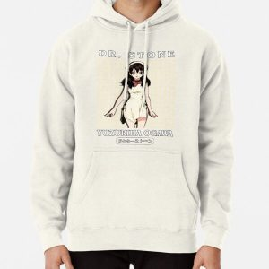 Yuzuriha In Much Circle Pullover Hoodie RB2805 product Offical Doctor Stone Merch
