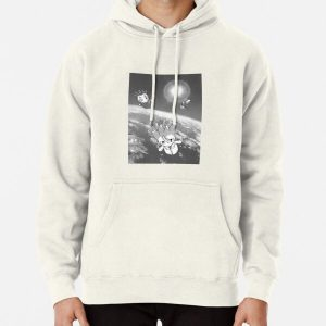 Dr Stone Friendship in Space Pullover Hoodie RB2805 product Offical Doctor Stone Merch