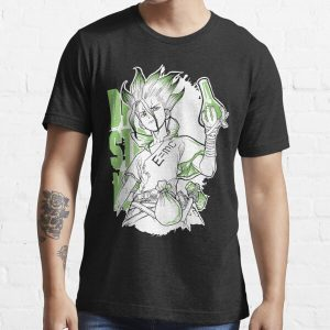 Stone scientist Essential T-Shirt RB2805 product Offical Doctor Stone Merch