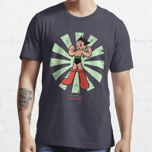 Astro Boy Retro Japanese Essential T-Shirt RB2805 product Offical Doctor Stone Merch