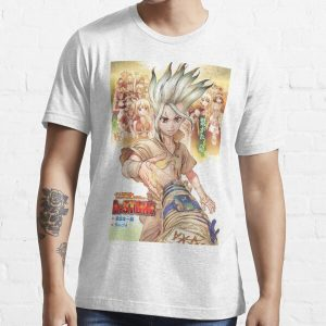 Dr. Stone  Essential T-Shirt RB2805 product Offical Doctor Stone Merch