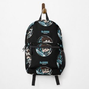 DR. STONE: CHROME STONE (GRUNGE STYLE) Backpack RB2805 product Offical Doctor Stone Merch