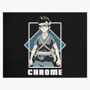 Dr Stone - Chrome Jigsaw Puzzle RB2805 product Offical Doctor Stone Merch