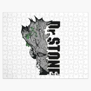 Dr Stone senku logo Jigsaw Puzzle RB2805 product Offical Doctor Stone Merch