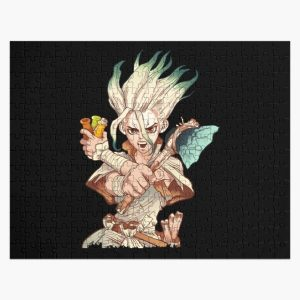 Dr stone Senku Ishigami Jigsaw Puzzle RB2805 product Offical Doctor Stone Merch