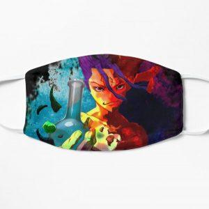 Senku Ishigami - Dr.  Stone Flat Mask RB2805 product Offical Doctor Stone Merch
